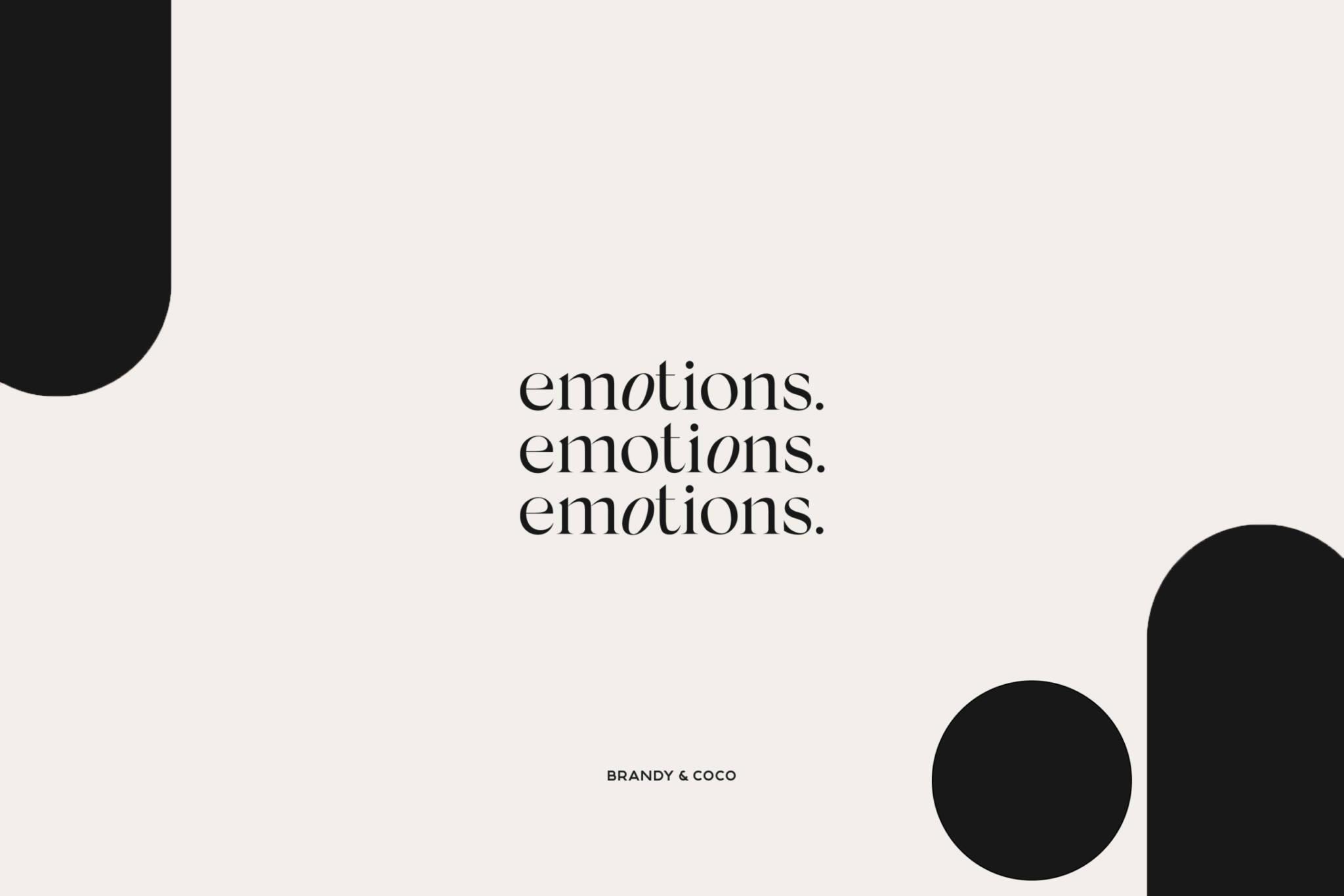 emotions card